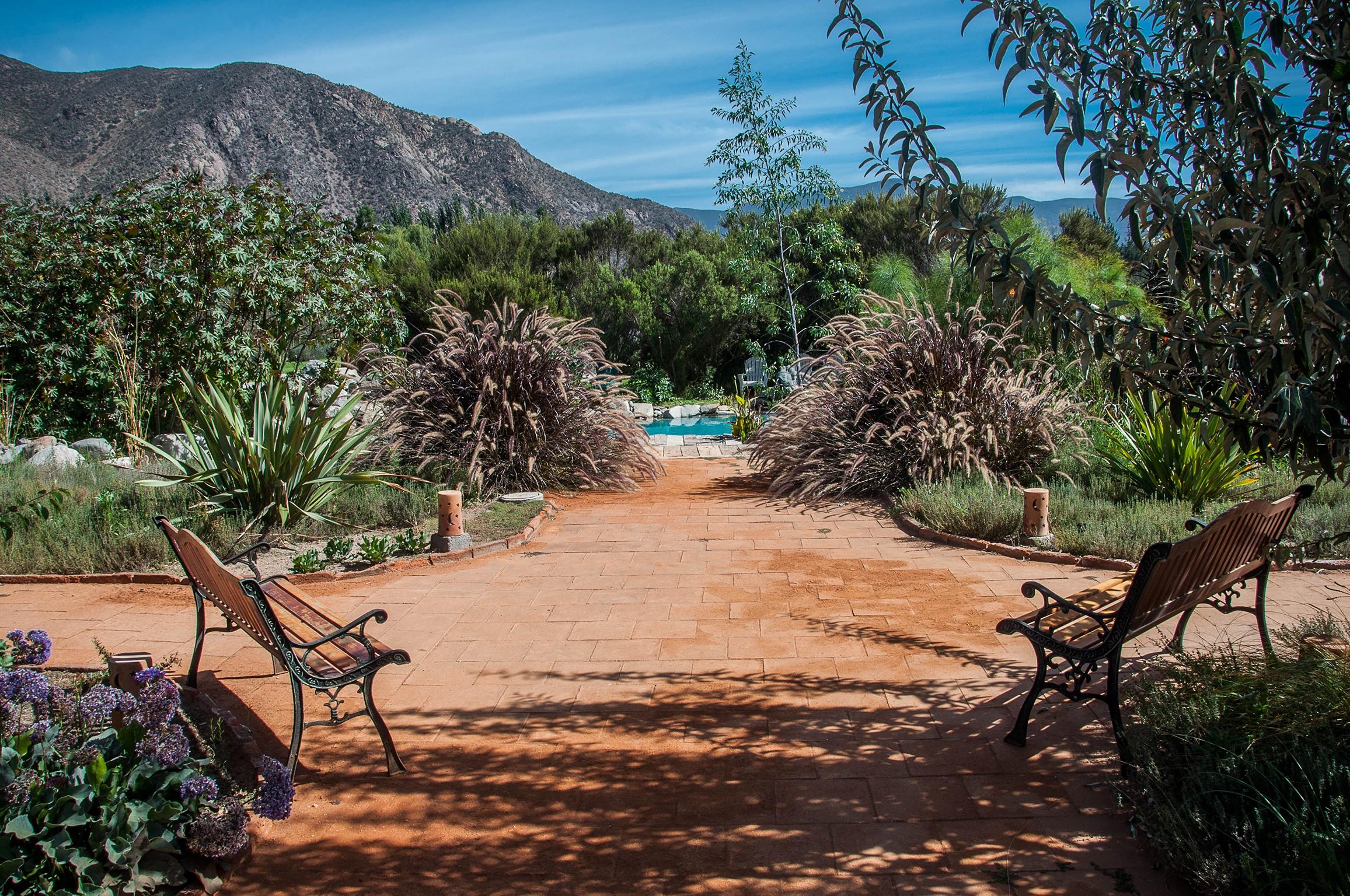 Baño Turco La Serena:Refugio El Molle – El Molle – Valle de Elqui – Chile