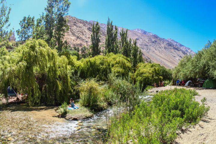 Camping Río Mágico